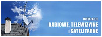 Instalacje RTV i SAT
